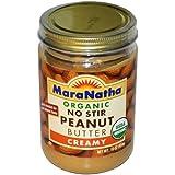 Maranatha Organic Creamy Peanut Butter, No Stir, 16 oz