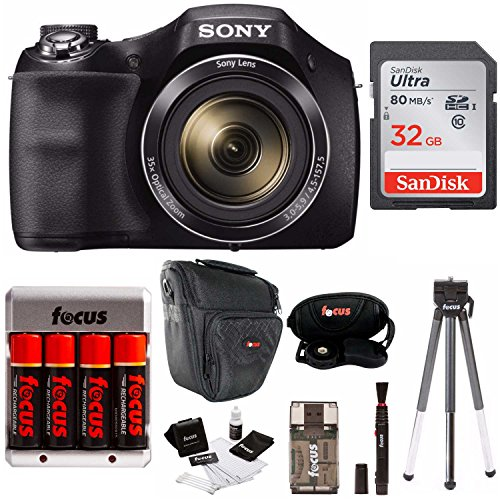Sony Digital Camera Bundle Featuring...