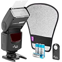 Altura Photo AP-UNV1 Bundle – DSLR Camera Flash Speedlite...
