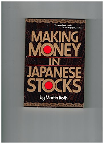 Making Money in Japanese Stocks