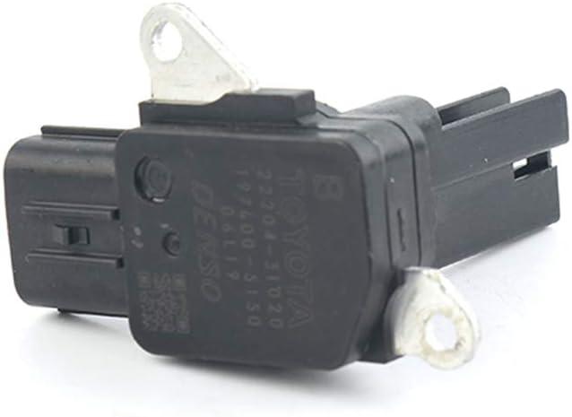 Mass Air Flow Sensor MAF Meter Replacement For Toyota Venza Highlander Matrix Avalon RAV4 Camry Corolla Sienna Lexus IS F IS250 IS350 ES350 GS350 Scion 22204-0H010 22204-31020 22204-31010
