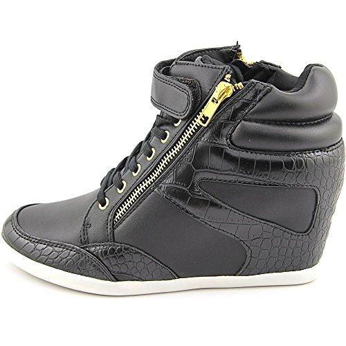 Thalia Sodi Azar Donna Sneakers Sintetiche Punta Rotonda Nere