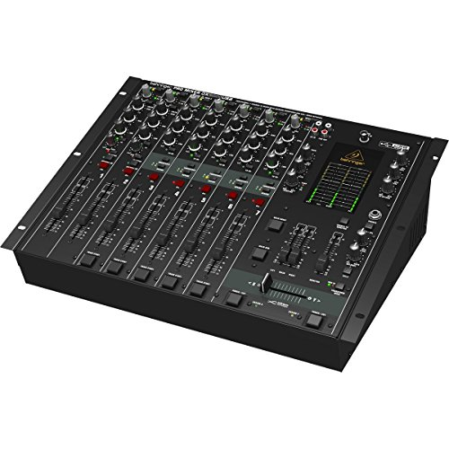 Price comparison product image Behringer DX2000USB / 7 Channel DJ Mixer Optical Crossfader Audio Interface
