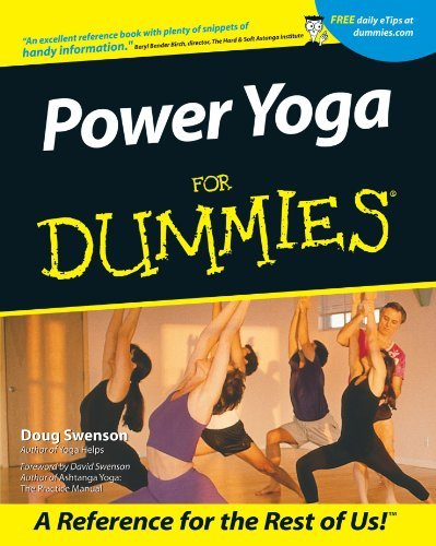Power Yoga For Dummies by Doug Swenson (2001-06-15): Amazon ...