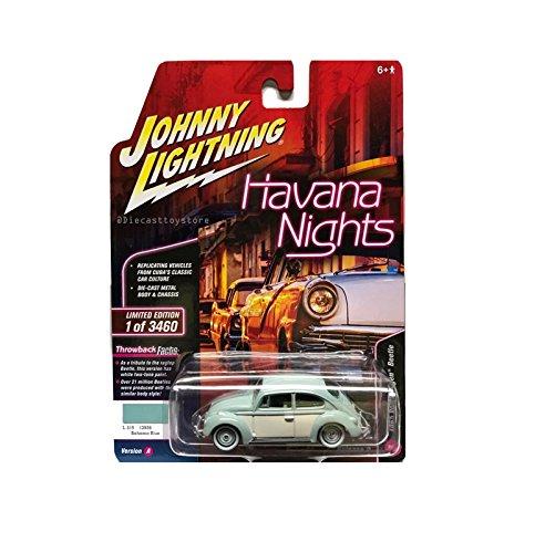 Johnny Lightning NEW DIECAST TOYS CAR 1:64 HAVANA NIGHTS - 1