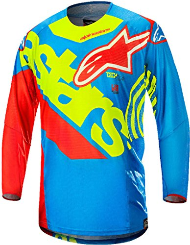 Mx Stars Union Techstar Jersey Bleu Alpine Venom OUW4In4qw