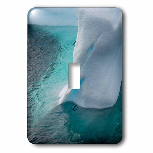 Argentine Island Light - Danita Delimont - Icebergs - Antarctica. Argentine Islands. Unusually shaped iceberg. - Light Switch Covers - single toggle switch (lsp_225190_1)
