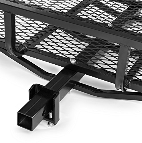 Direct Aftermarket Electric Wheelchair Carrier Hitch Mobility Scooter Transport with Loading Ramp by Direct Aftermarket (Image #2)