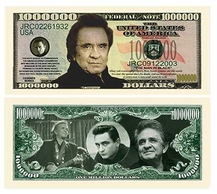 593f7b044f7b Amazon.com  American Art Classics Pack of 50 - Johnny Cash Million ...