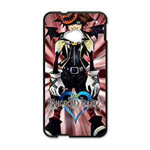 Kingdom Hearts HTC One M7 Cell Phone Case Black