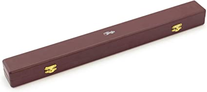 Theodore MSA28-RD - Estuche de madera para batuta, color rojo: Amazon.es: Instrumentos musicales