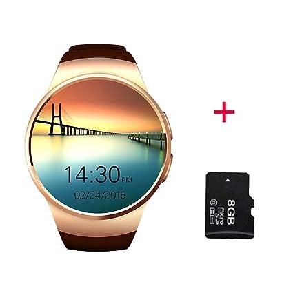 IHCIAIX Reloj Inteligente Reloj Inteligente Bluetooth ...