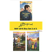 Harlequin Love Inspired May 2016 - Box Set 2 of 2: The Cowboy's Twins\Her Firefighter Hero\Her Texas Family (Cowboy Country)