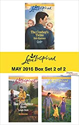 Harlequin Love Inspired May 2016 - Box Set 2 of 2: The Cowboy's Twins\Her Firefighter Hero\Her Texas Family