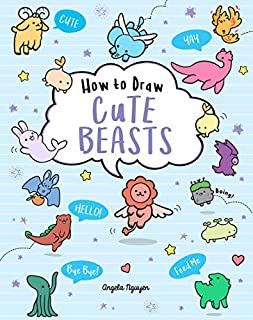 Book Cover: How to Draw Cute Beasts