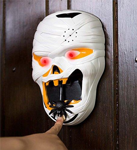 Spooky Halloween Doorbell -