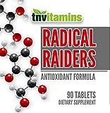 TNVitamins Advanced Antioxidant Formula 90 Tablets Discount