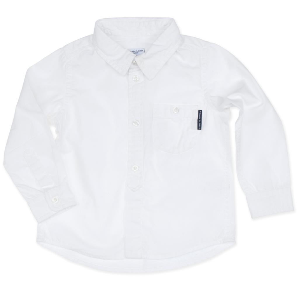 Polarn O. Pyret Broadcloth Button Down (Baby)