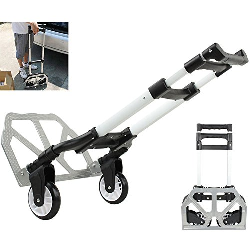 170lbs-cart-folding-dolly-trolley-luggage-hand-truck-push-collapsible-aluminium-portable-compact-rol