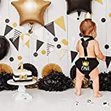 Baby Boys First 1st Birthday Cake Smash Outfit Wild