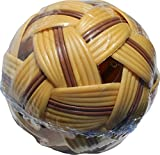 RaanPahMuang Striped Takraw Ball Thai Team Sport