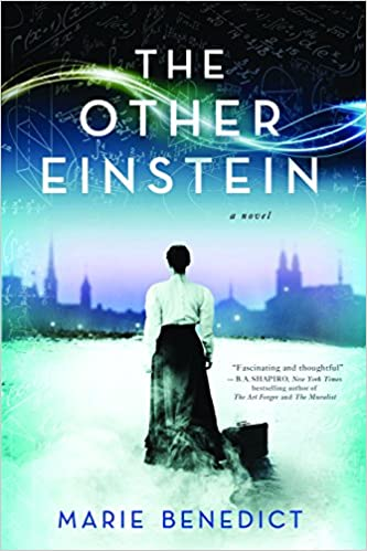 Image result for The Other Einstein by Marie Benedict