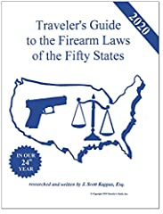 2020 Updated Edition contains information about the firearm laws of all 50 states, Canada, Mexico and how to prepare, carry, and transport your weapons during local, intrastate, and interstate travel. Includes state by state breakdown of fire...
