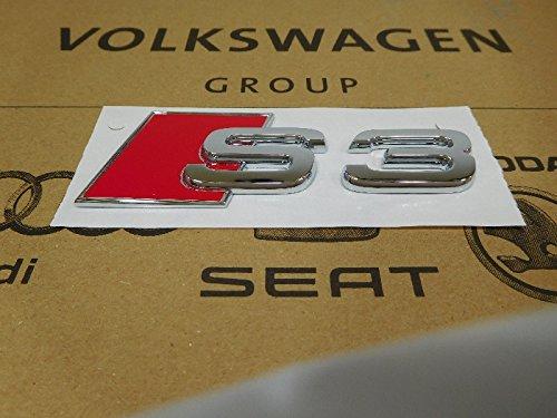 Logo Genuine Parts Audi S3