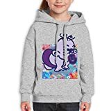 AugXmerry Baby Crawl With Pacifier Youth Pure Cotton Heavy Blend Youth Pullover Hooded Sweatshirt Hoody