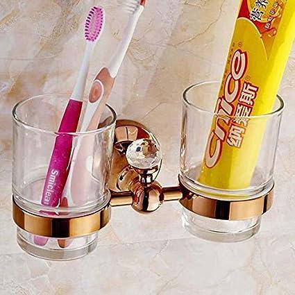 lina-européenne cuivrage oro doble vaso cepillo de dientes
