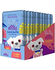 Tiki Dog Aloha Petites Flavor Booster Meaty Broth with Chunks of Real Meat, Grain Free Dog Food Topper, 12 pack