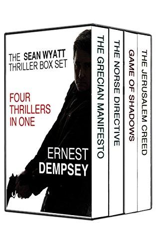 book cover of The Sean Wyatt Series: Books 4-7