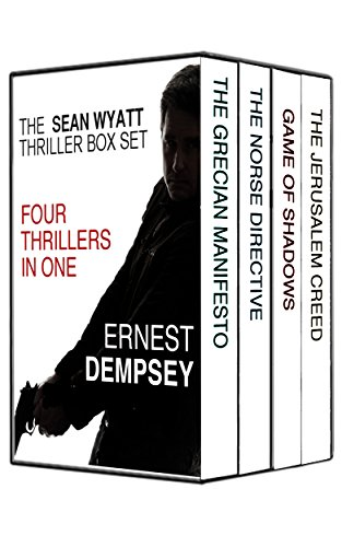 The Sean Wyatt Thriller Box Set: Books 4-7 (Sean Wyatt Adventure Thrillers)
