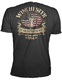 "<span class=""a-offscreen"">[Sponsored]</span>Official Men's Southern Rebel Skull Graphic Short Sleeve Cotton T-Shirt"