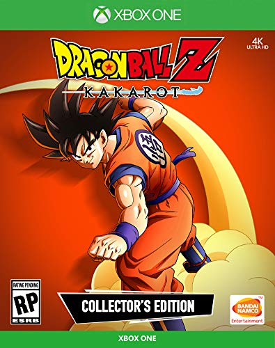 51ohq46DQ4L - DRAGON BALL Z: Kakarot Collector's Edition - Xbox One
