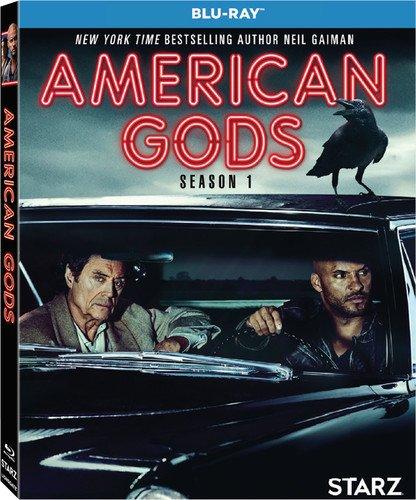 American Gods: Season 1 (3 Pack, 3PC)