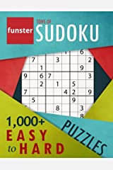 Funster Tons of Sudoku 1,000+ Easy to Hard Puzzles: A bargain bonanza for Sudoku lovers Paperback