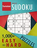 Funster Tons of Sudoku 1,000+ Easy to Hard Puzzles: A bargain bonanza for Sudoku lovers