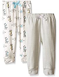 Unisex Baby Best Friends Assorted Pant Set (Pack Of 2)