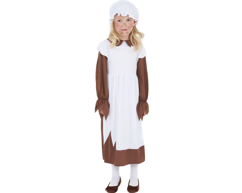 Generique - Disfraz de Campesina para niña: Amazon.es: Juguetes y ...