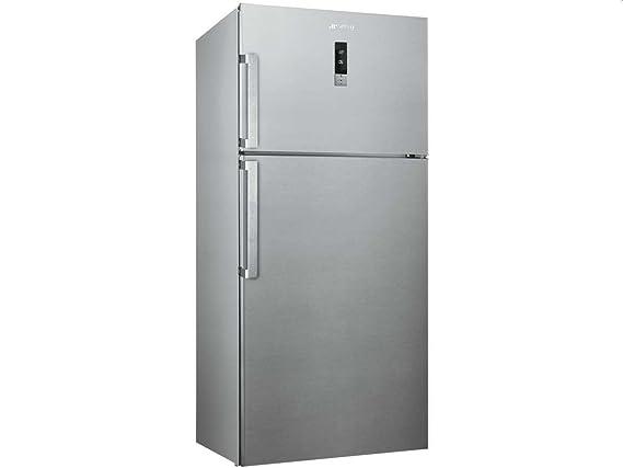 Smeg fd54pxne4 Stand nevera y congelador Combinación Acero ...