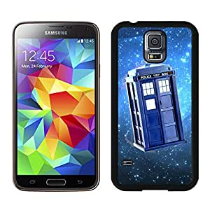 Beautiful And Durable Designed Case For Samsung Galaxy S5 I9600 G900a G900v G900p G900t G900w With doctor who Black Phone Case