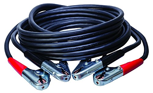 Woods 88620108 25-Foot Ultra-Heavy-Duty Truck and Auto Battery Booster Cables, 2-Gauge