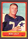 Bob Lilly 1963 Rookie Reprint **Hall of Fame**(Cowboys)