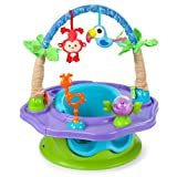 Summer 3-Stage SuperSeat Deluxe Giggles Island: Positioner, Activity Seat, and Booster, Neutral