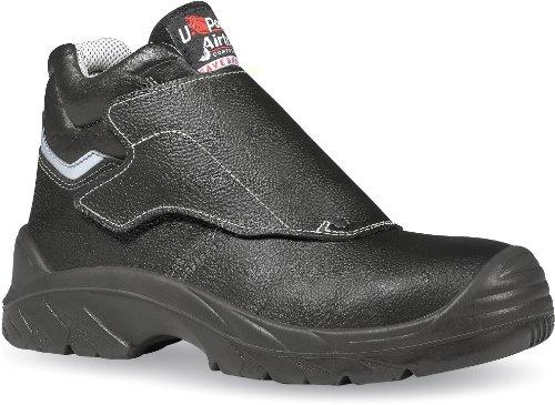 U Power Giesser-Stiefel Schweißer-Stiefel BULLS - S3 HRO SRC - SO10213 - Größe: 42
