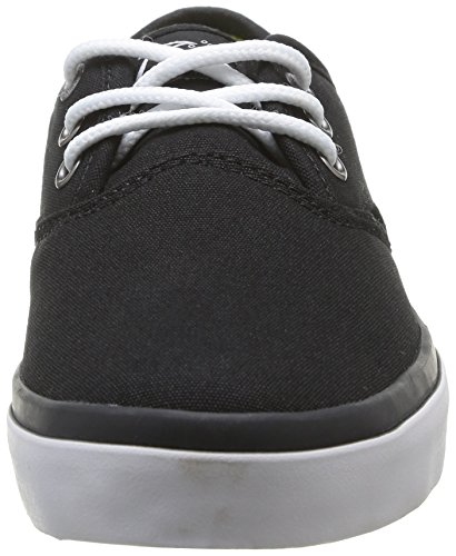Quiksilver Shorebreak - Zapatillas para hombre Negro / Blanco (Black / Black / White)