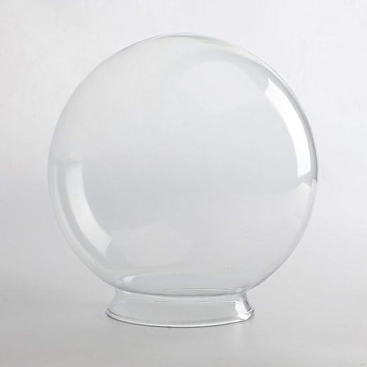 Sunwo Replacement Glass Shades White Glass Globe Any Size 8//10//12//14