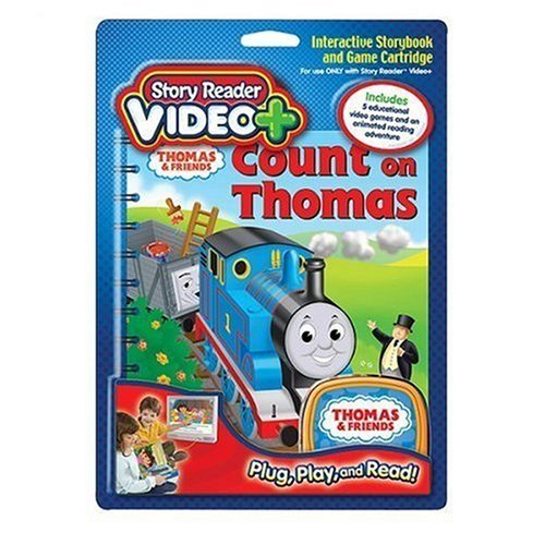 Download Thomas & Friends: Count on Thomas Story Reader Video Plus Book & Cartridge pdf