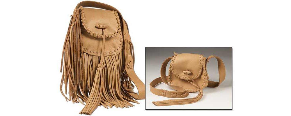 Tandy Leather Joan Fringe Bag Kit 44321-02
